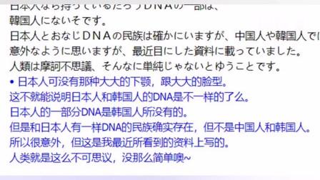 日本人评论 中国是韩国人和日本人的祖先 日本网友气的上窜下跳