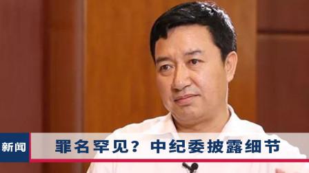 罪名罕见 国家信息中心原党委副书记被双开 中纪委披露细节