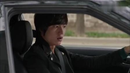 韩剧 李敏镐跟踪 找寻长腿叔叔的朴敏英还在逞强 很可爱