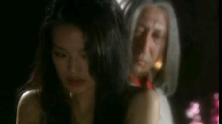 风尘三侠之红拂女 舒淇被扒光衣服 一丝不挂的检查