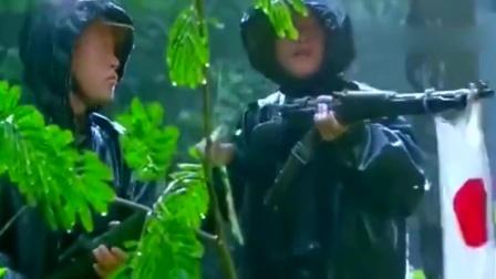 丛林里追八路军女战士 反被女战士背后打一枪
