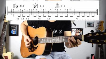 《吉他轻松提高二十课》视频(全课更新)