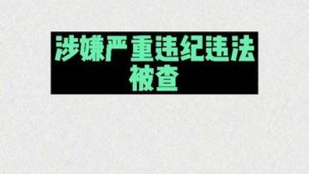纪委监委最新发布公告