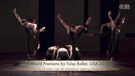 Juxtaposed - Choreography by Ma Cong, USA. (马聪作品)