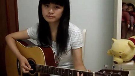 吉他弹唱《醉清风》Cover by 白桦树娃娃