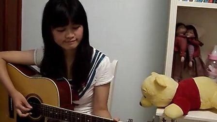 吉他弹唱《儿歌》Cover by 白桦树娃娃
