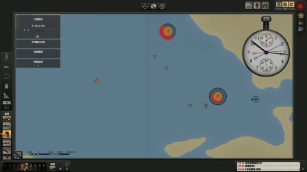 【从海底出击】猎杀潜航5坑爹解说:夜袭斯帕卡