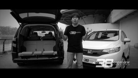 新车测试《空间魔术-本田奥德赛详细测评》