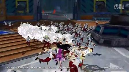 《海贼王无双3》汉库克战斗演示