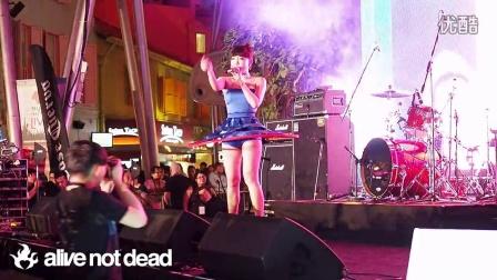 吴莫愁在新加坡Music Matters Live 2015年5月22日
