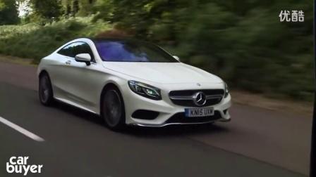海外试驾奔驰Mercedes S Class Coupe