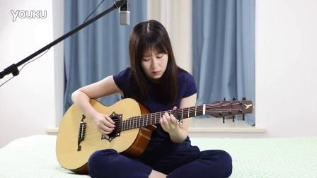 不痛 - 张韶涵 - Nancy cover 吉他弹唱