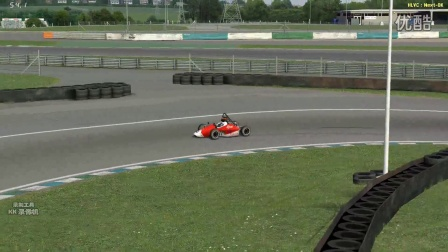 【LFS】MRT5@Westhill-Karting 一个失败的计时单圈