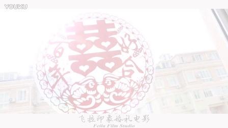 FEILA  STUDIO飞拉影像婚礼电影 2017.1.15《叶宇航+谢艺娜》