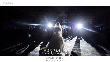 V5film婚礼电影《你是我要带她环游世界的人》