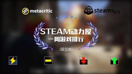 Steam动力屋一周游戏排行 2017.02.27 - 03.05