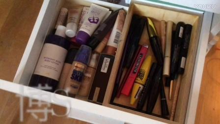 我的化妆品收纳+收集2(粉底液&睫毛膏&遮瑕膏)