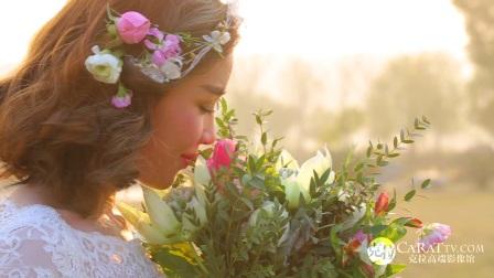 LI&ZHU婚礼 ·《一米阳光 极致浪漫》克拉影像馆︱木棉婚礼︱海之声主持