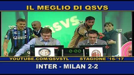 QSVS -  INTER - MILAN 2-2