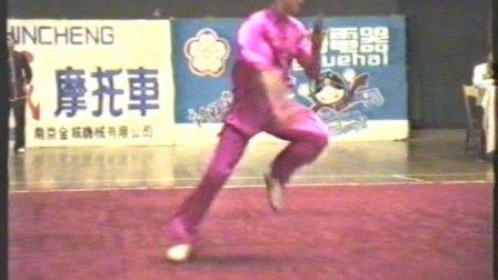 1995年全国武术套路锦标赛 女子传统项目 三类拳 012 地趟拳 李想(天津)