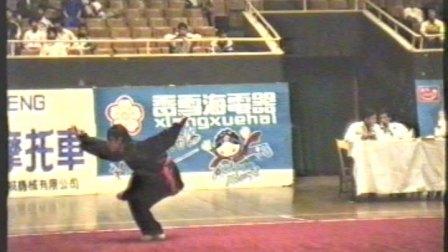 1995年全国武术套路锦标赛 女子传统项目 三类拳 014 鹰爪拳 李欣楠(吉林)