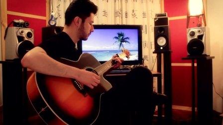 哥伦比亚指弹吉他手 Oscar Mendez - Despacito (Luis Fonsi)
