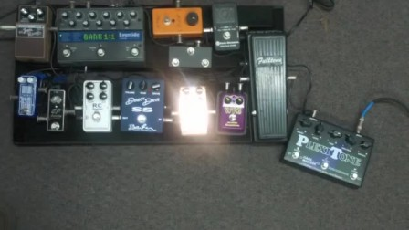 Carl Martin Plexitone pedal and comparison to my other gear