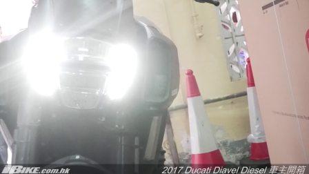 2017 杜卡迪 Diavel Diesel 香港车主开箱