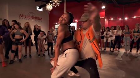 《这!就是街舞》美国版《Super love》热曲编舞 Joip Gomez练功房热舞