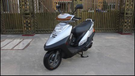 进口的雅马哈踏板摩托车