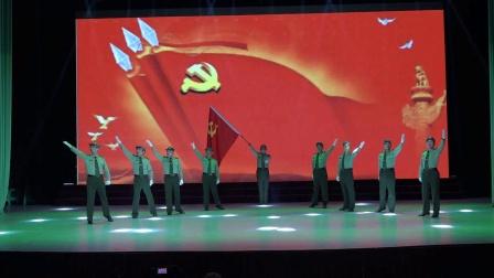 八项规定六大纪律 如城文化站 2018如皋市新春七天乐 3