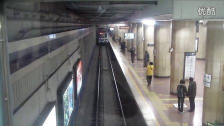 青春永驻——北京地铁2号线