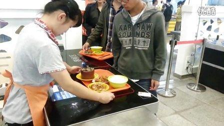 西南交通大学智能餐盘 智盘-自选餐厅快速结算系统应用场景