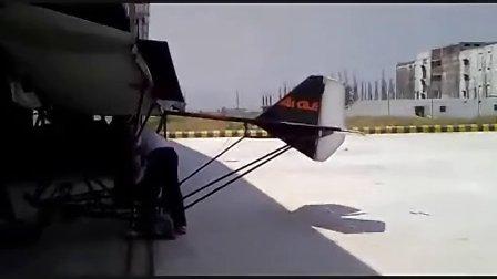 超轻型飞机操控校准