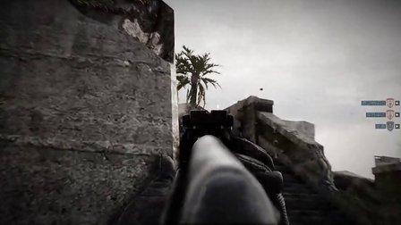 在枪林弹雨中前进《荣誉勋章:战士(铁血悍将)》试玩演示