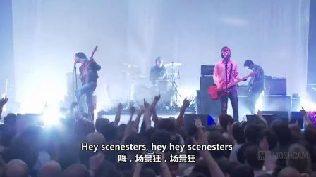 The Cribs-伦敦演唱会(2012)【环球百场Live Show-Moshcam】