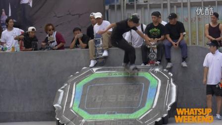 G-SHOCK 2016 滑出威望 #CHINA AM#