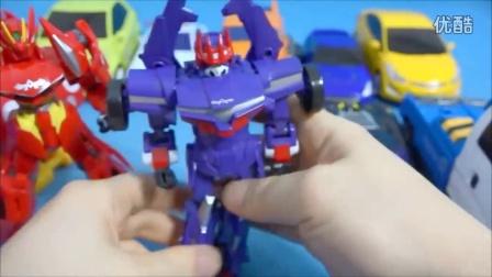汽车人总动员机器人汽车及玩具变形金刚机器人王 新赛季2016年