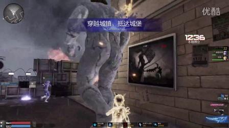 枪神纪【末曲】以悲剧结尾的巨人模式。