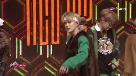 【风车·韩语】NCT 127《无限的我》Simply Kpop 0217现场版