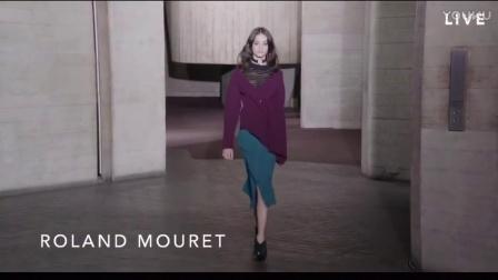 Roland Mouret F/W 2017 Live Show