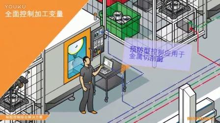 制造单元演示 — 制程控制综合解决方案(消费电子产品零件)