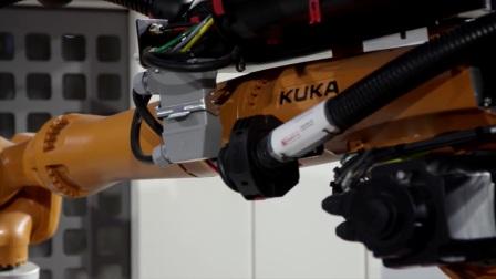 全新低负载机器人 - KUKA KR CYBERTECH系列