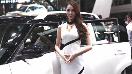上汽大众 斯柯达 SKODA 上海车展 2017 VISION E 美模
