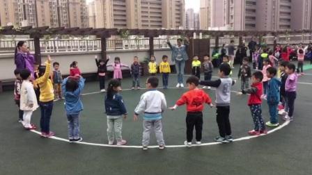 南京市马群西花岗幼儿园小六班 家长开放日