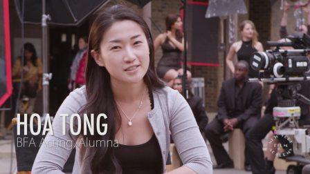 【纽约电影学院】你和明星只差一个表演班(中文)