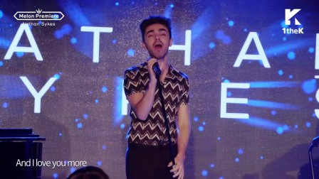 [Showcase中字] Full ver: Nathan Sykes_Over And Over Again (Part.1)