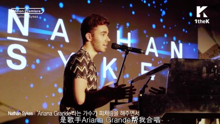 [Showcase中字] Full ver: Nathan Sykes_Over And Over Again (Part.2)