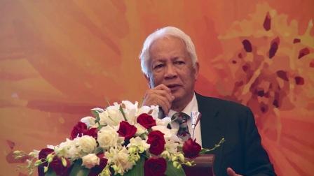 首届和苑和平节驻华使团团长 维克多·希科尼纳大使 演讲