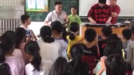 欧阳父女同台音乐会【感谢南海外国语学校的音